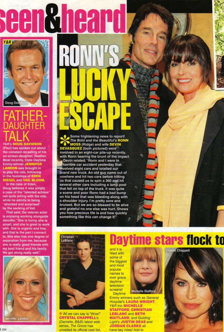 Soap World September 2012