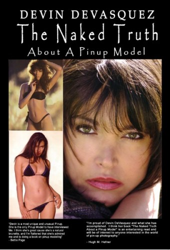 The Naked Truth About a Pinup Model – Autographed Copy